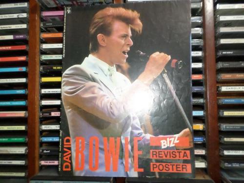 bizz david bowie revista poster