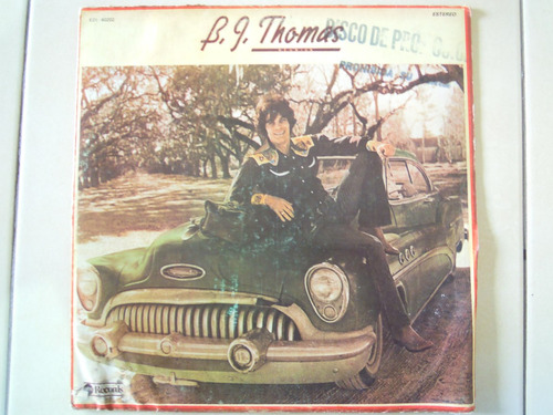 b.j. thomas lp reunion