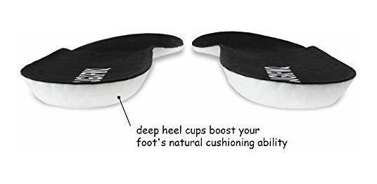 BJGXFMQ Shoe Insoles Shock Absorption Cushioning Memory Foam Athletic Shoe