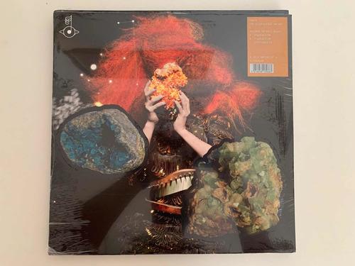 björk crystalline vinyl set (4) completo nuevo vinilos bjork