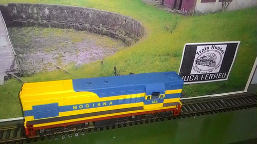 bk 828 locomotiva 3012 g12 mogiana original frateschi