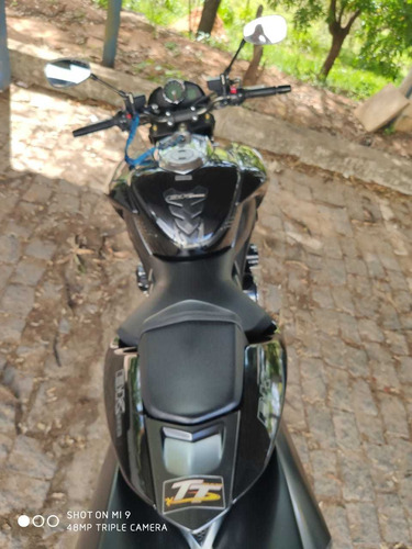 bking 1340 2008 tirada em 2010 mutio nova