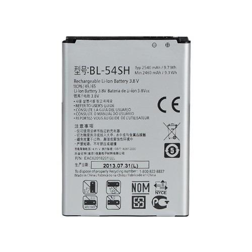 bl-54sh 2460mah bateria original smartphone lg d410 l90 dual