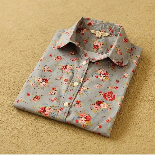 bl1166 camisera floral gris - it girls colombia