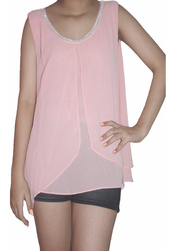 bl1212 blusa clasica cristales - it girls colombia