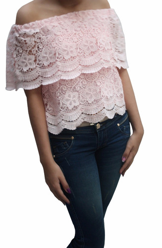 bl1227 blusa campesina - it girls colombia