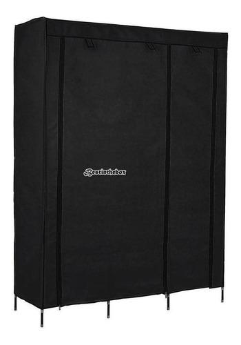 black - 66  estante de la ropa del armario armario port-2580