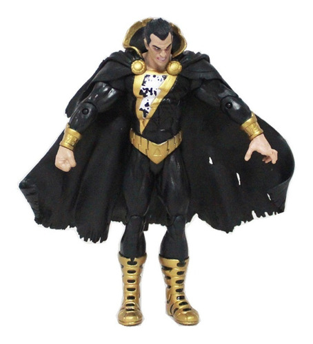 black adam dc comics figura articulada nueva shazam