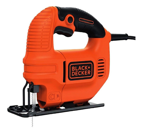 black and decker sierra cladora 450 watts incluido iva