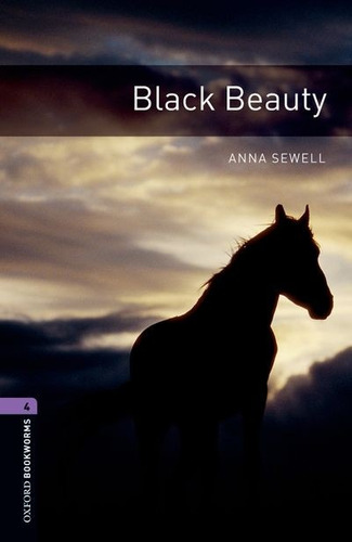 black beauty - stage 4 - oxford bookworms sin cd