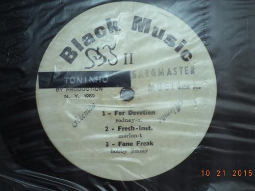 black black music