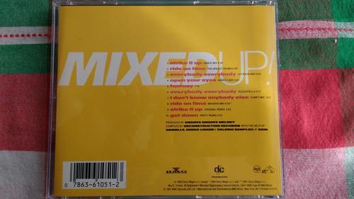 black box cd mixed up!