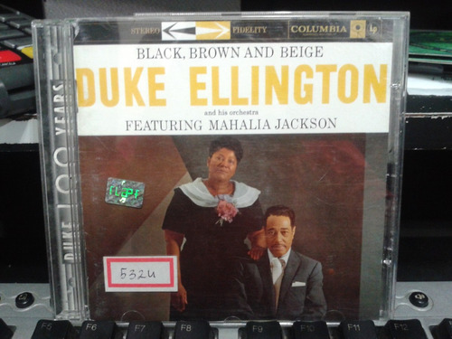 black, brown and beige - duke ellington