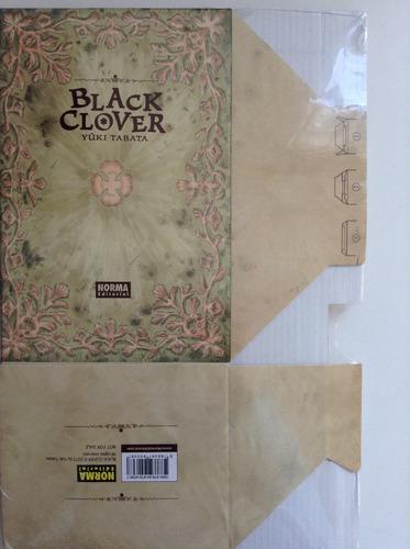 black clover burakku kuroba vol 14 o 15