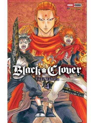 black clover manga tomos originales panini manga