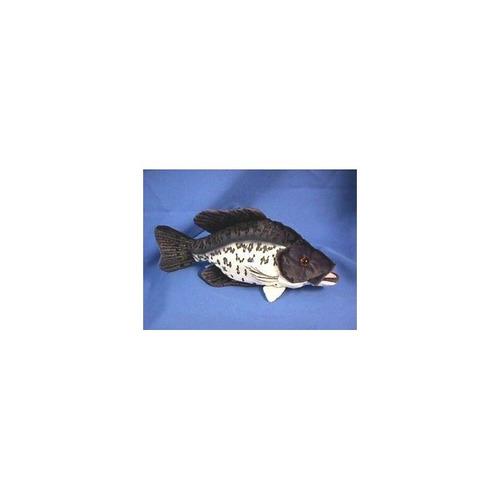 black crappie plush toy 12.5 long por cabina critters