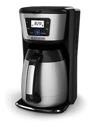 black decker black   decker 12-cup thermal