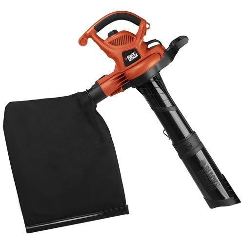 black & decker bv6600 ventilador de alto rendimiento / vac /