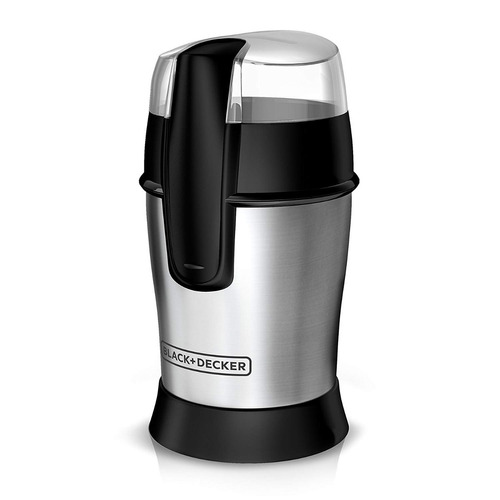 black + decker cbg100s molinillo molino de cafe eléctrico