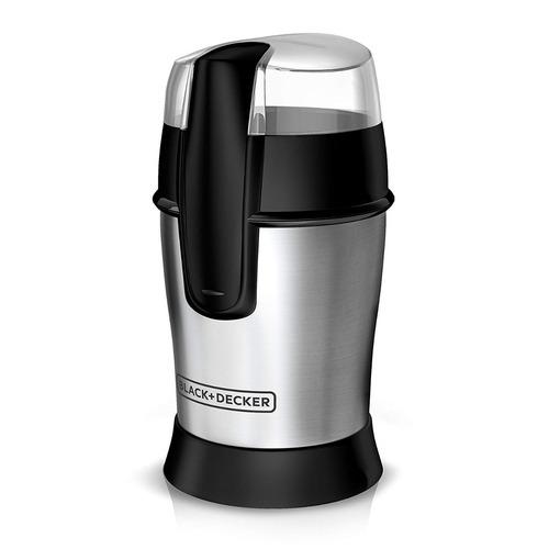 black & decker cbg100s molino de cafe en grano electrico