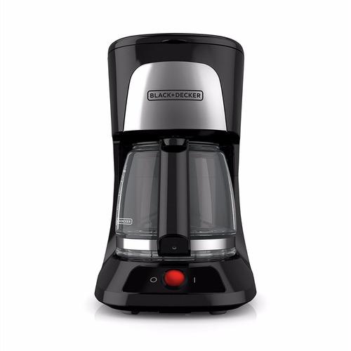 black+decker cm0555b cafetera 5 tazas, entrega 12 dias