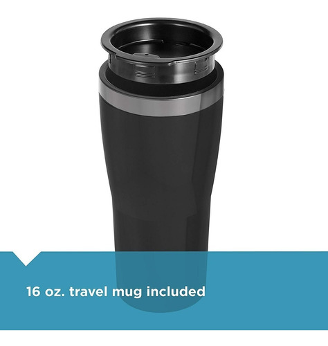 black+decker cm618 cafetera personal electrica vaso