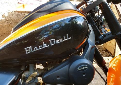 black devil 2017