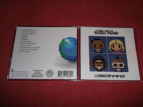 black eyed peas - the beginning cd usa ed 2010 mdisk