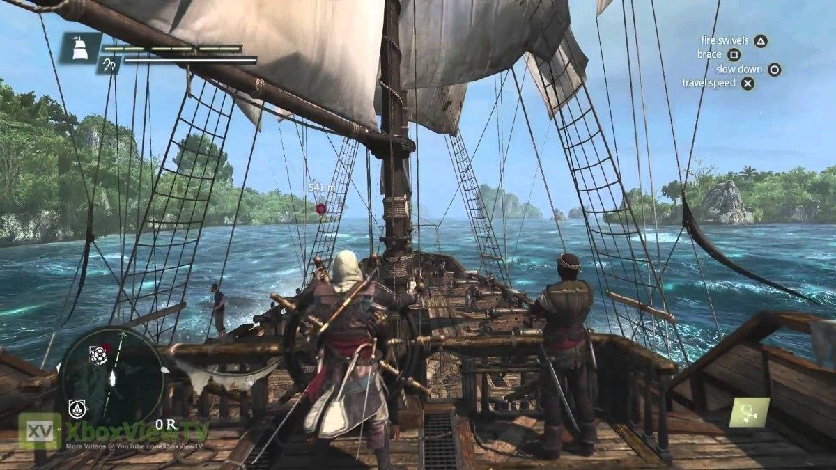 assassins creed 4 black flag ac4 dublado em ptbr