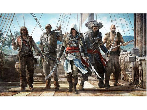 black flag ps3 assassin's creed