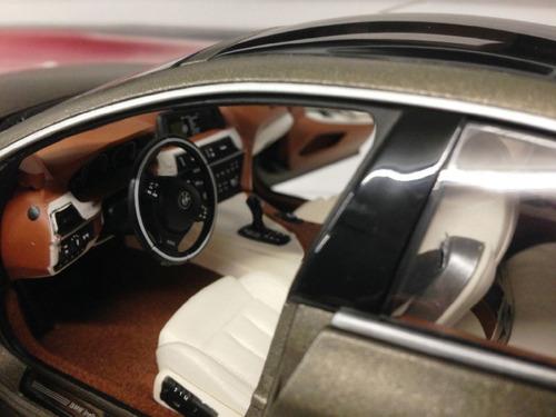 black friday 1/18 bmw f06 paragon gran coupe 650i metal