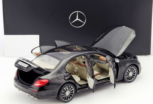 black friday 1:18 mercedes e class amg 2016 w213 iscale
