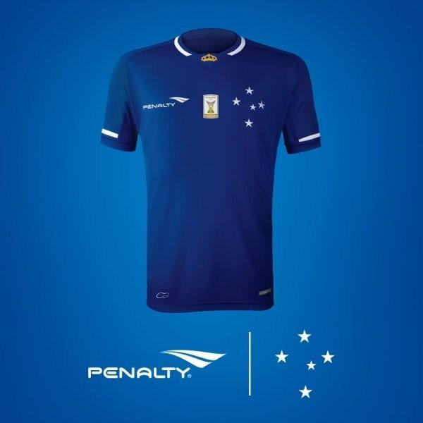 Black Friday Camisa Cruzeiro Campeão Brasileiro 2014 - R  69 0cb5417a0ea46