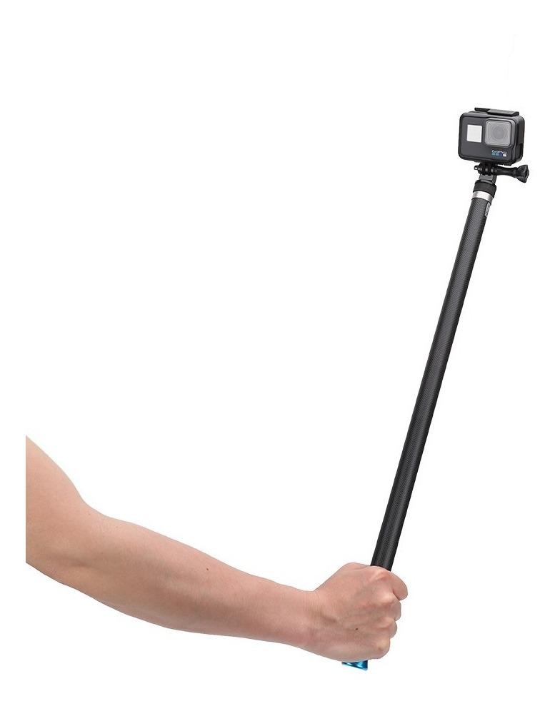 ddb5980fee7a Black Friday!2.7m Pau De Selfie Carbon Fiber Gopro Telesin - R$ 142 ...