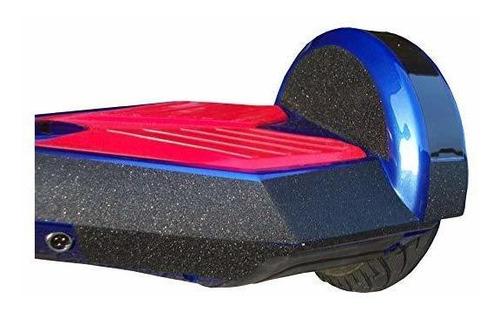 black glitter 8  scooter eléctrico de equilibrio inteli