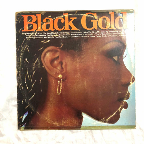 black gold - lp vinil