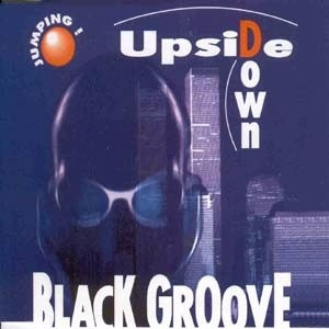 black groove - jumping upside down cd single aleman