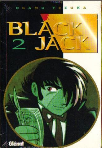 black jack nº 2- osamu tezuka - glenat - español