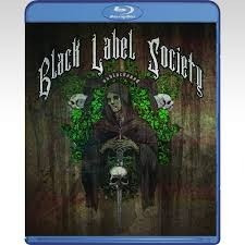 black label society blu ray unblackened