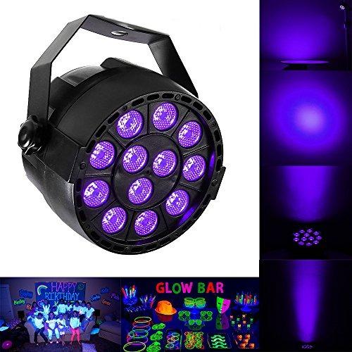 Black lights 36w uv led bar par light for school disco chri black lights 36w uv led bar par light for school disco chri aloadofball Images
