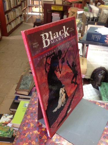 black mary. fages y chauvel. historieta. cómic.