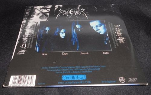 black metal emperor  ep (primera edicion )