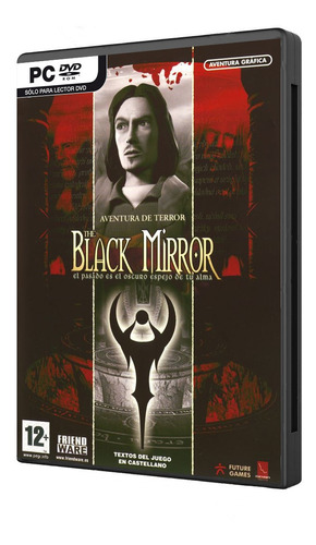 black mirror juego pc original fisico dvd box