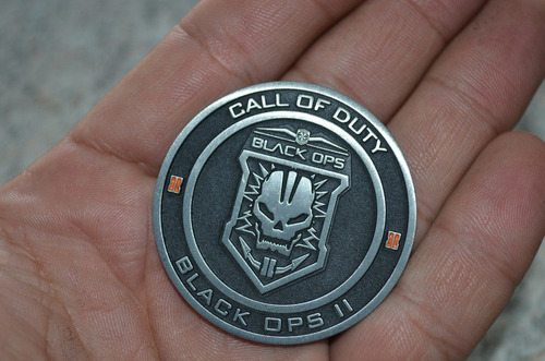 black ops 2 moedas para colecionador