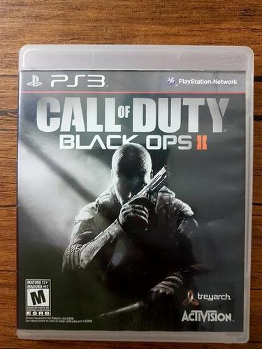 black ops 2 playstation 3 ps3 español gran estado !!