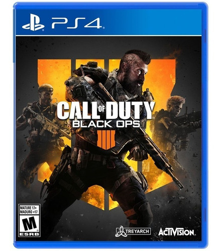 black ops ps4. call duty
