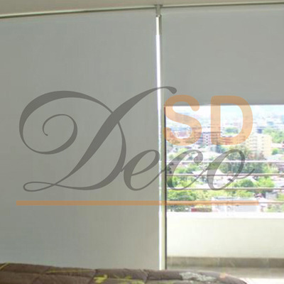 black out deco cortinas roller