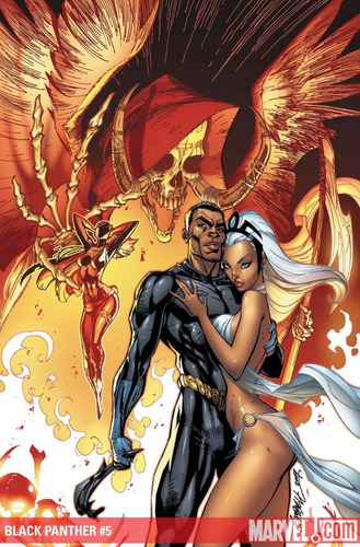 black panter #5 - hudlin - lashley - oferta - inglés