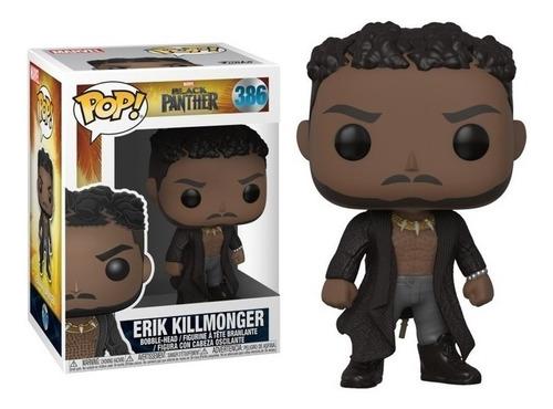 black panther erik killmonger - funko pop original