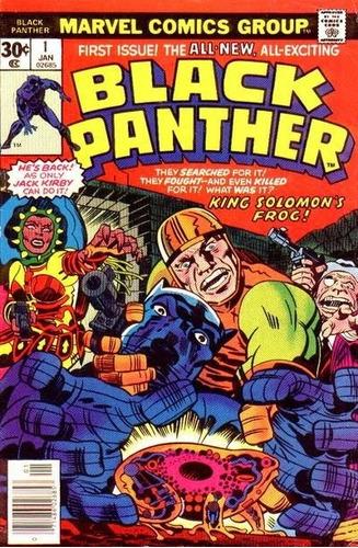 black panther vol 1 cómics digital español